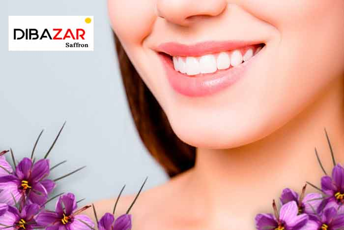 زعفران برای تسکین درد دندان
