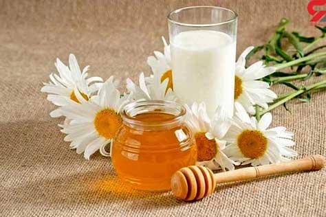 شیر و عسل دیبازر